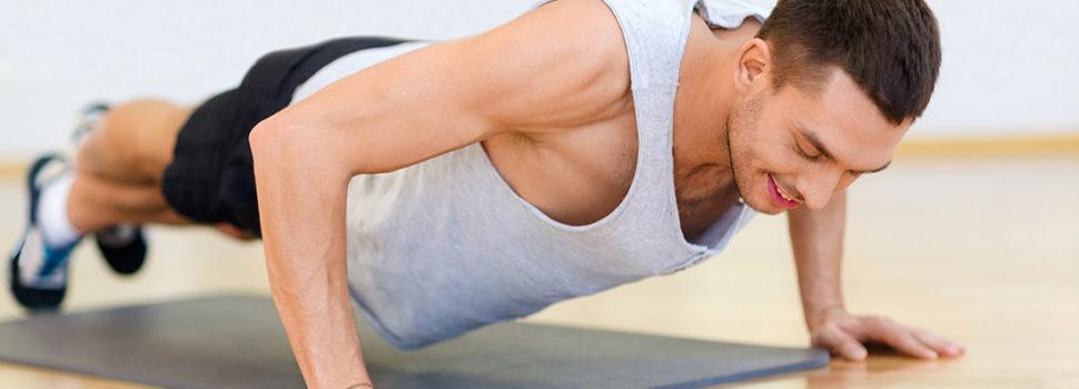 Trois exercices pour muscler les bras sans altères
