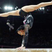 La gymnastique : une discipline pas pour les faibles