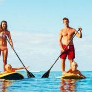 Stand up paddle : découvrez l'ancêtre du surf moderne