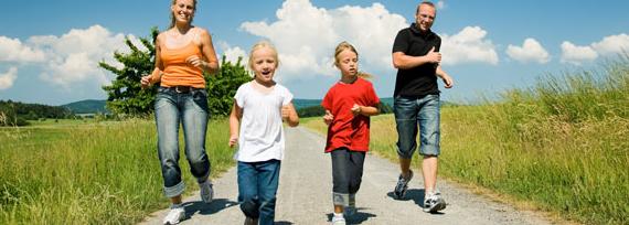 Les mystérieux avantages du sport pour les enfants et les parents